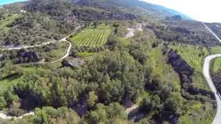 preview picture of video 'Kourtelorotsos Climbing Sector , Diarizos ( Diarizos Paphos ) use HD settings for best view.'