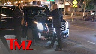 Trippie Redd's Security Gets Into Heated Altercation With Club Security | TMZ - Video Youtube