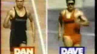 Reebok Commercials before Olympics 1992 - Dan and Dave