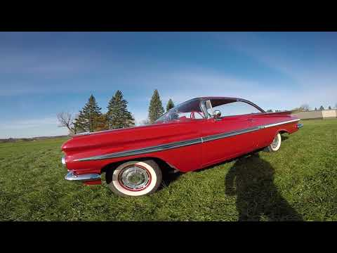 1959 Chevrolet Impala (CC-1276581) for sale in Watertown, Minnesota