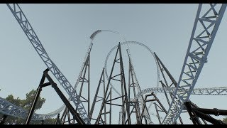 Isonade - Mack Launched Coaster - Nolimits Coaster 2