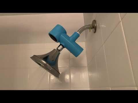 Vedellä toimiva kaiutin suihkuun – Nyt olen nähnyt kaiken