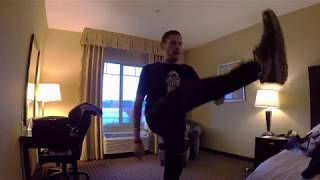 Dynamic stretching: In this video, I explain what dynamic stretching is and why it's important,