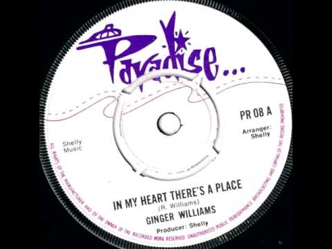 Ginger Williams - In My Heart There's A Place