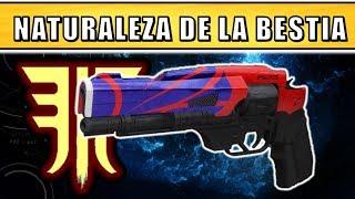 Guía de Armas - NATURALEZA DE LA BESTIA