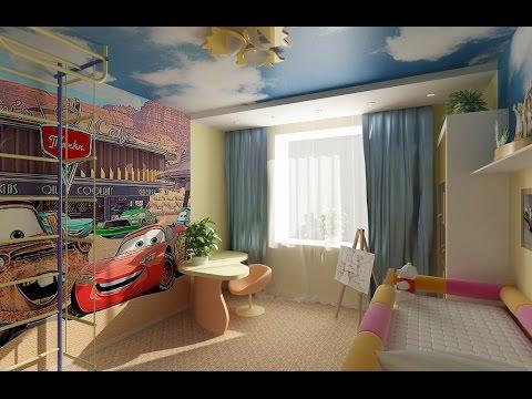 Дизайн детской комнаты по фен шуй