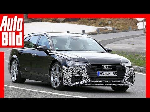Audi RS 6 Avant (2019): Erlkönig - erste Bilder - Nordschleife - Leistung