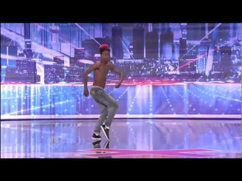 US got talent Break Dance