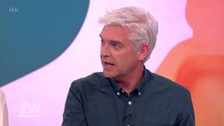 Phillip Schofield Recites All The Colours Of Joseph's Dreamcoat | Loose Women