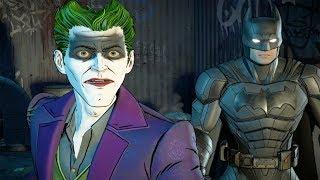 Batman and The Joker Vs Bane - Batman Telltale
