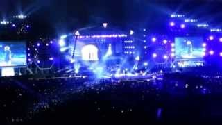 ALI - Carry On (20130914 Lotte Family Festival)