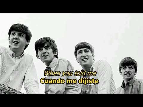 Oh! Darling - The Beatles (LYRICS/LETRA) [Original]