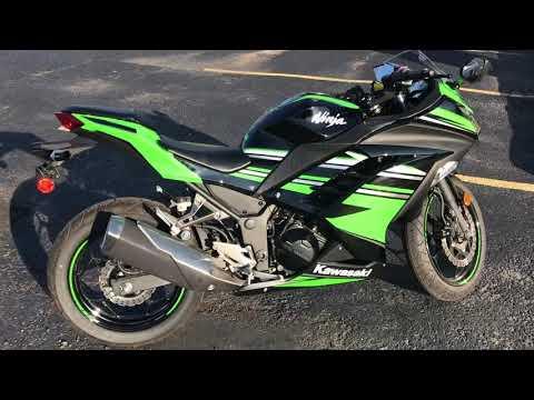 2016 Kawasaki Ninja 300 ABS KRT Edition in Belleville, Michigan