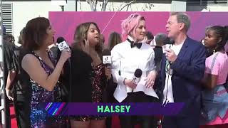 iheart radio award 2019 halsey performance - TH-Clip