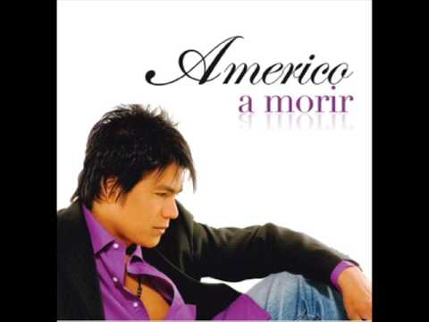 07.- Me olvidé de tu amor / Americo A morir