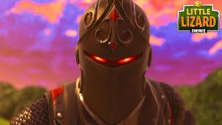 BLACK KNIGHT RISES TO CHALLENGE OMEGA!   Fortnite Short