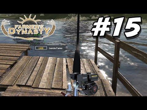 La pesca con un vibrotail su una picca