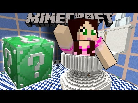 , title : 'Minecraft: GIANT TOILET HUNGER GAMES - Lucky Block Mod - Modded Mini-Game'