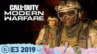 Why Call of Duty: Modern Warfare Isn't Just A Reboot | E3 2019