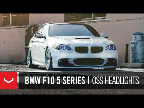 BMW F10 5 Series 550i on 20