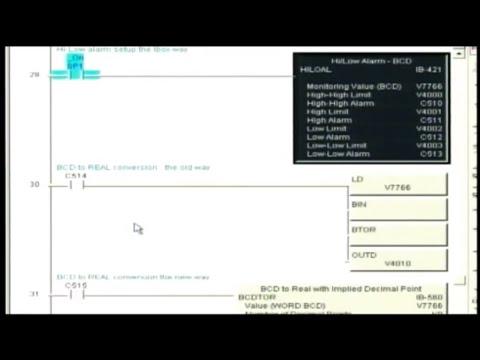 DirectSoft5 Advanced PLC Programming I from AutomationTalk
