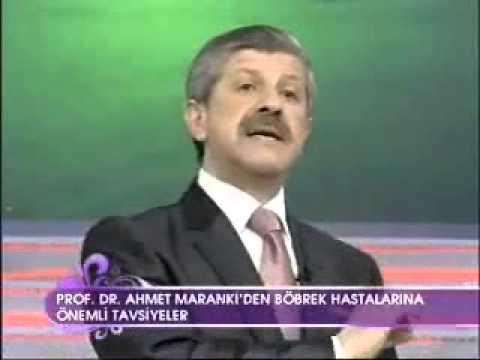 Ahmet Maranki - Böbrek Hastalarına Tavsiyeler - Show TV - Her Şey Dahil