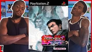 JUICE BEATING ON WOMEN!?!? - Tekken Tag Tournament (PS2)   #ThrowbackThursday ft. Juice