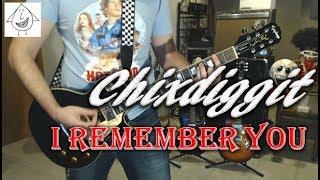 Chixdiggit - I Remember You - Guitar Cover (Tab in description!)