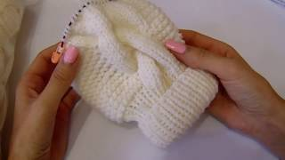 Недельный Влог 5. Мое вязание.