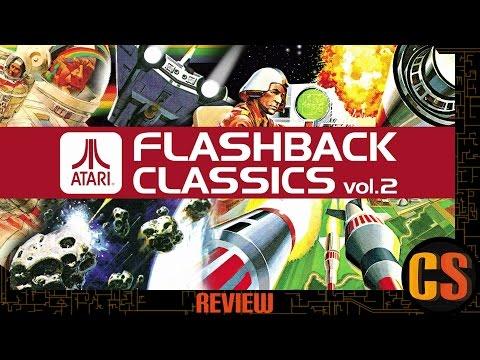 ATARI FLASHBACK CLASSICS VOL 2 - PS4 REVIEW