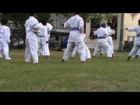 Video Karate Jombang - Olahraga Karate