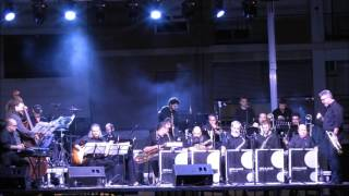 A nigth in Tunisia.Sedajazz Big Band.