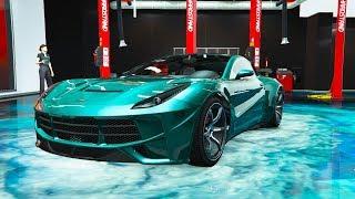 Обзор автомобиля: Seven-70. Астон Ферарри  GTA Online.