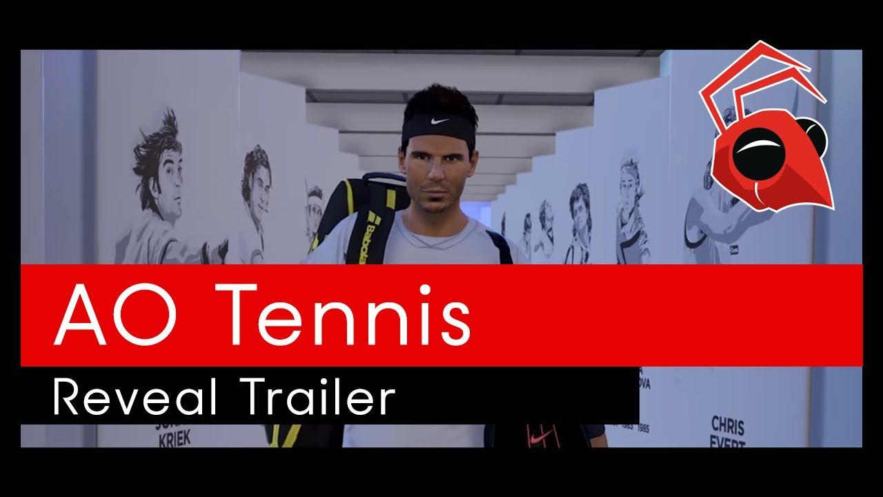 Trailer di AO Tennis