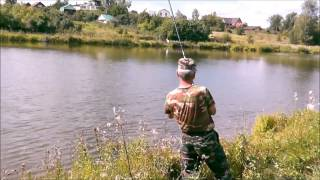 Рыбалка на озера марий эл