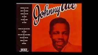 "JOHNNY ACE - ""MY SONG""  (1952)"