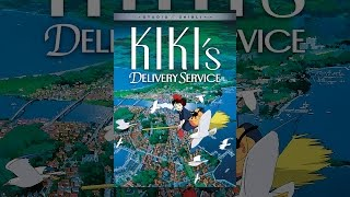 Kiki's Delivery Service (Original Japanese Version)