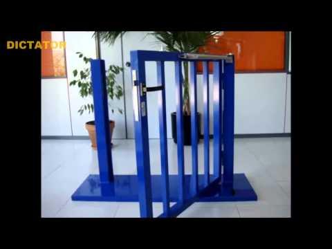 Türschließer DIREKT für Zugangspforten