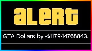 GTA ONLINE PLAYERS ARE LOSING MULTI TRILLIONS OF DOLLARS IN NEW MONEY REMOVAL & GTA 5 BAN UPDATES!