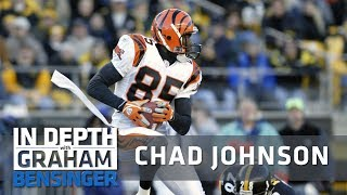 Chad Johnson: I slept at the stadium for 2 years