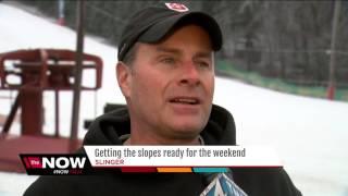 Popular Slinger ski hill to reopen thanks to cooler temps