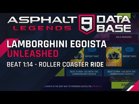 Lamborghini Egoista Unleash - Batti 1: 14