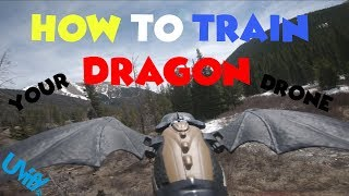 "UVify - How to Train Your ""Dragon"" Drone