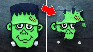10 Spooky Halloween Pull Apart Cupcakes Designs