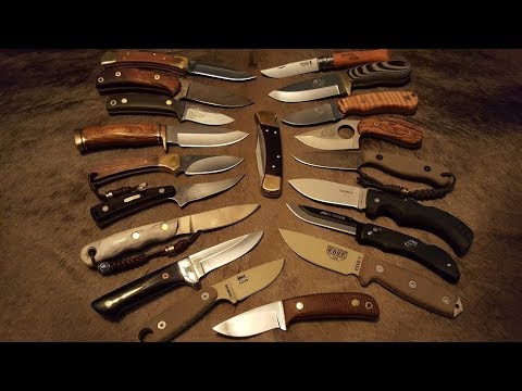 Hunting Knives; The Complete Review