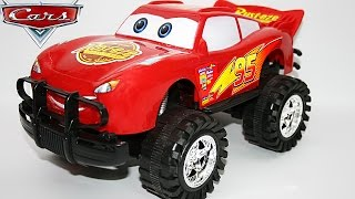 CARS Monster Truck - Машинка Джип