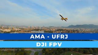 DJI FPV Following RC Planes - Rio de Janeiro - Brazil