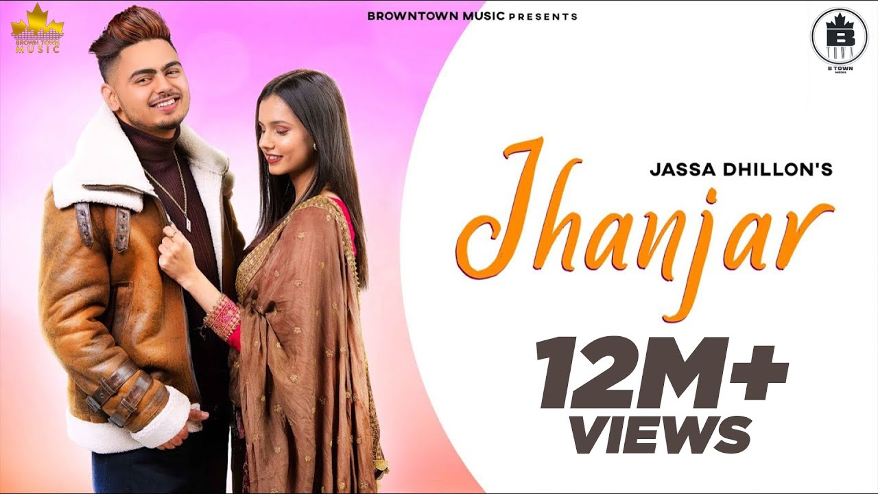 Jhanjar Lyrics by Jassa Dhillon