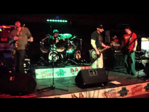 Shut Up And Color - Live at Shamrock's Nov 14 2012