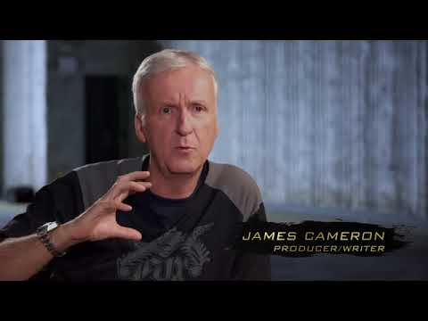 Alita Battle Angel Behind the Scenes with James Cameron